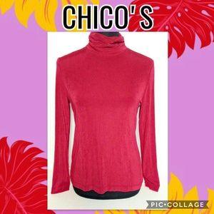 CHICO'S Turtle Neck